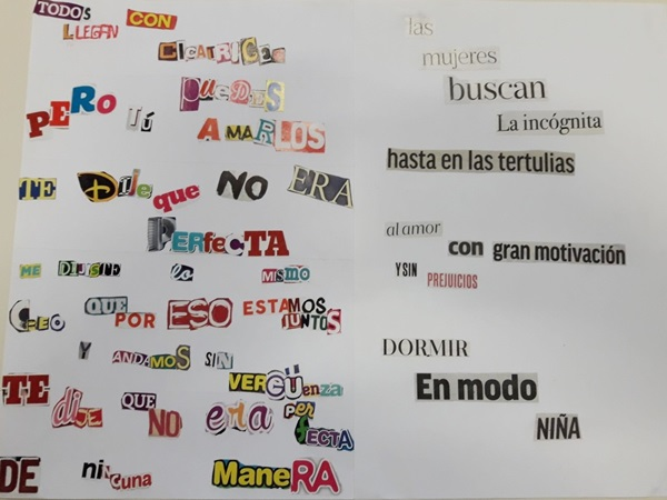 POEMAS VISUALES 4º ESO